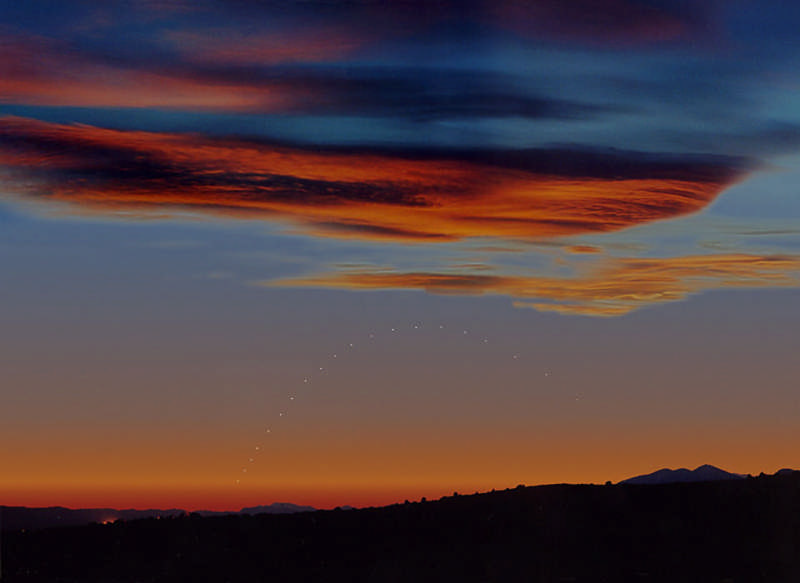 Mercury on the Horizon