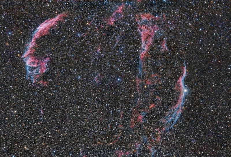 Wisps of the Veil Nebula